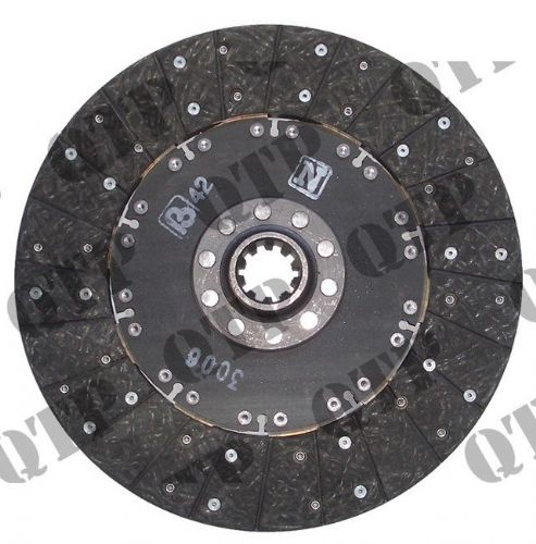 "CLUTCH DISC 12"", Main,10 Spline NO 4106"
